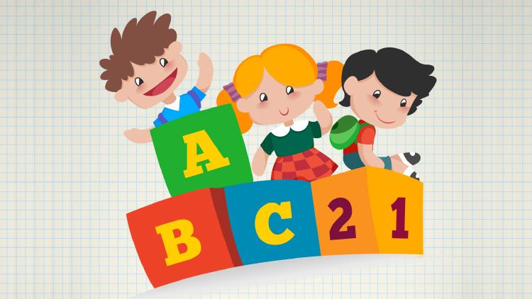 Tasks for preparing children for school