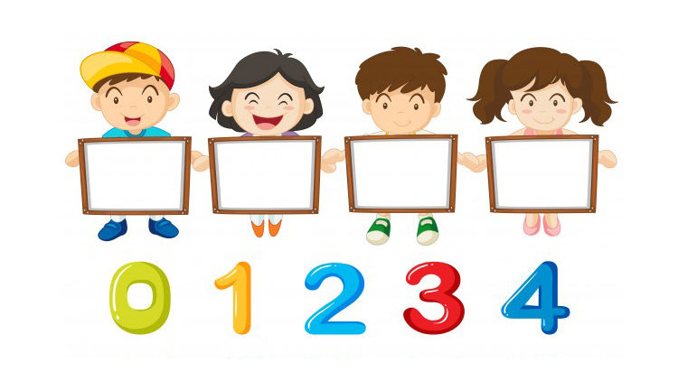 Even and Odd: How to Teach Your child to count in head?